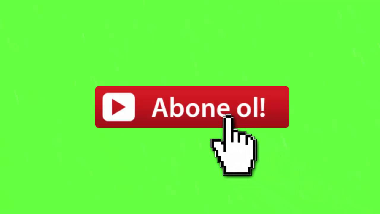 Green Screen Abone ol - YouTube