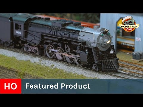 HO Scale Lionel Berkshire Steam Passenger Sets