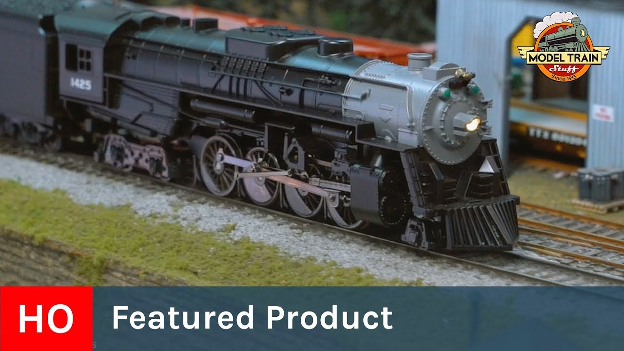 HO Scale: Trains, Buildings, Layouts & More | Model Train Stuff