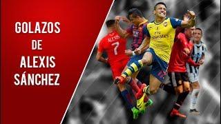 Golazos Chilenos | Alexis Sánchez