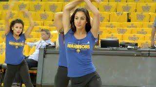 I'm an NBA Cheerleader | My Life ★ Glam.com