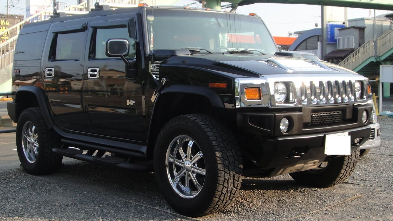 2009 Hummer H2 Review
