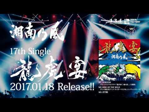 1/18発売「龍虎宴」TV_SPOT(KING OF THE WILD ver.)