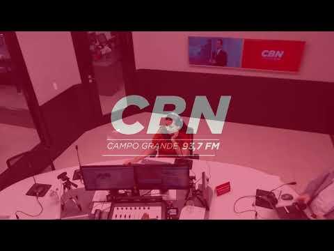 CBN Campo Grande (18/03/2020) - com Ginez Cesar e Ingrid Rocha