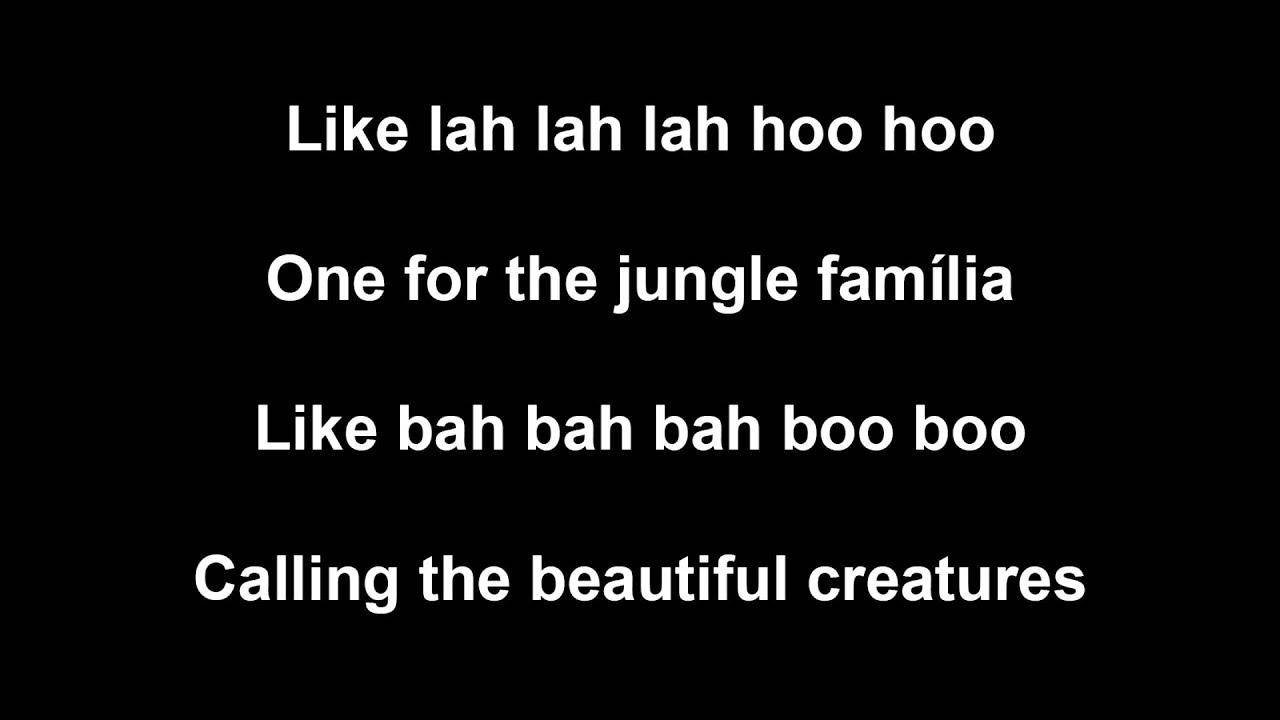Download Barbatuques - Beautiful Creatures ( LYRIC HD )
