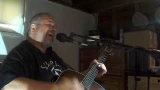She talks to angels, The Black Crowes, cover by Mark Wakefield