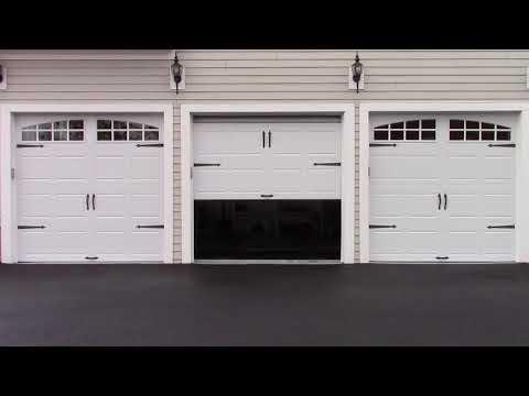 Clopay Garage Door Operation.