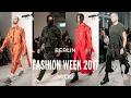 Berlin Fashion Week 2017 Vlog