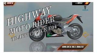 Highway Moto Rider   Traffic Race E04 Android GamePlayHD