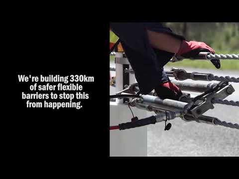 Why Are Flexible Safety Barriers Being Installed?