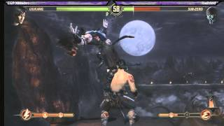 MK9 - SCR 2013 - EGP XBlades (Liu) vs Twisted (Sub) - Pool 2