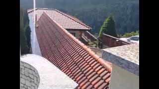اطلالة من الفندق 12 Alpin Panorama Hotel Hubertus