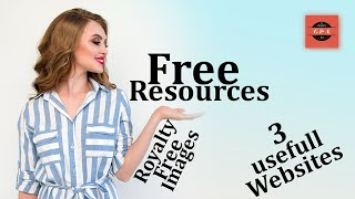 How To Find Free Stock Image For Graphics Designer|3 Useful Royalty Free Image Website| Graphics art