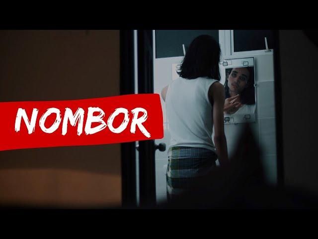 NOMBOR   Horror short film