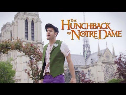 Someday - Disney's The Hunchback of Notre Dame - Nick Pitera (cover)