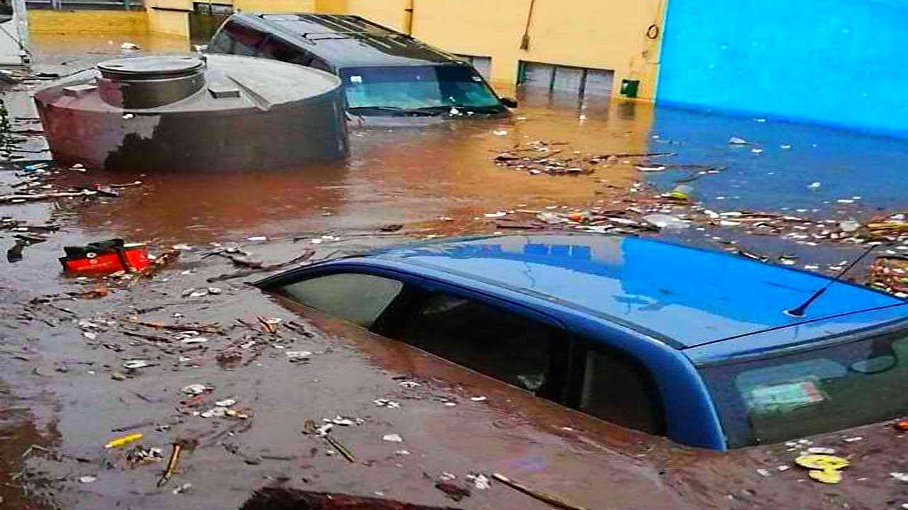 MAJOR Floods in Ecatepec de Morelos, Mexico - Sept. 6, 2021 inundaciones en Ecatepec