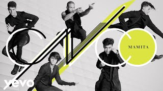 CNCO - Mamita (Audio)