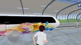 Maglev Train Ride