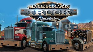 AMERICAN TRUCK SIM  ON PC AT THE MADHOUSE