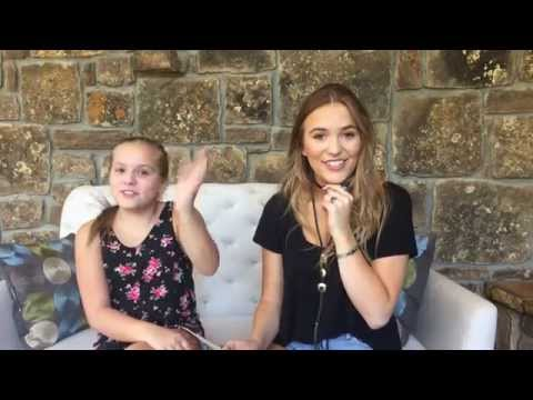 Lennon and Maisy Interview!