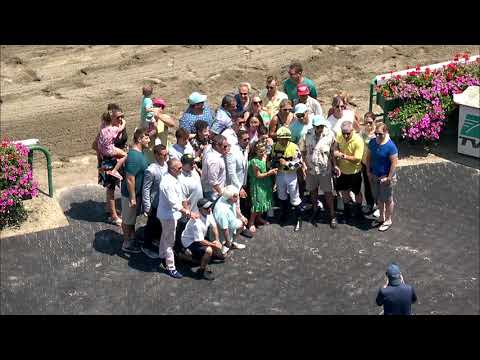 video thumbnail for MONMOUTH PARK 7-20-19 RACE 2