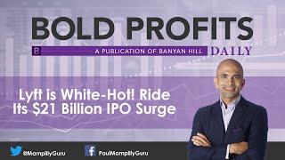 Lyft Is White-Hot! Ride Its $21 Billion IPO Surge - Paul Mampilly