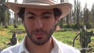 La Chinampa Organic Farming #3 Agricultura Orgánica en la Ciudad de México