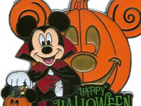 Happy Halloween from Mickey Mouse - YouTube