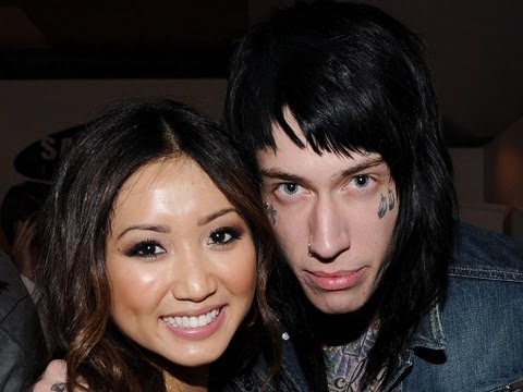 Brenda Song Gets Pregnant and Engaged to Trace Cyrus