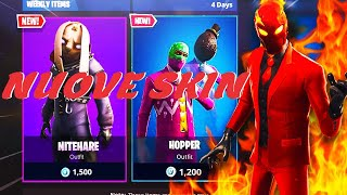 [LIVE] PRIMI PARTECIPANTI DEL CLAN E NUOVE SKIN!!!! -Fortnite Battle Royale