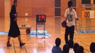REVIBE フリースタイル バスケットボール!