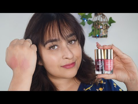 GRWM For Dinner Date + MyGlamm Lip And Cheek Stain Review