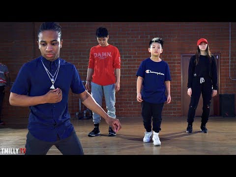 dwilly - ADD - FIK-SHUN Freestyle + Jake Kodish Choreography BONUS GROUPS - #TMillyTV