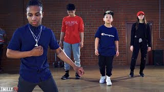 dwilly - ADD - FIK-SHUN Freestyle + Jake Kodish Choreography BONUS GROUPS - #TMillyTV