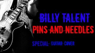 Billy Talent-Pins And Needles INSTRUMENTAL-COVER by BacbT