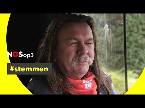 Vuilnisman Hans doet aan next level afval scheiden   NOS op 3