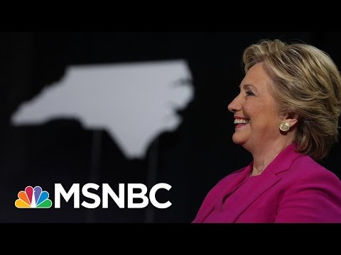 Hillary Clinton Camp In Good Mood On Election Day | Morning Joe | MSNBC