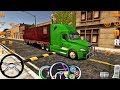 Truck Simulator USA #17 DANGEROUS OFFROAD RIDE! - Android IOS gameplay