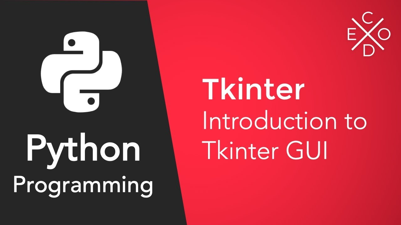 Introduction to GUI programming with tkinter Object - oukas info
