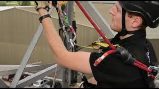Tower Rescue Training at Arco Professional Safety Services