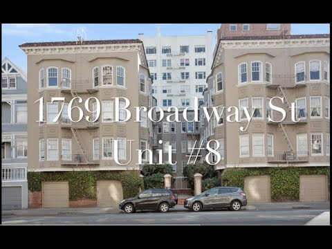 SF Homes | 1769 Broadway St #8 (#13) Pac Heights