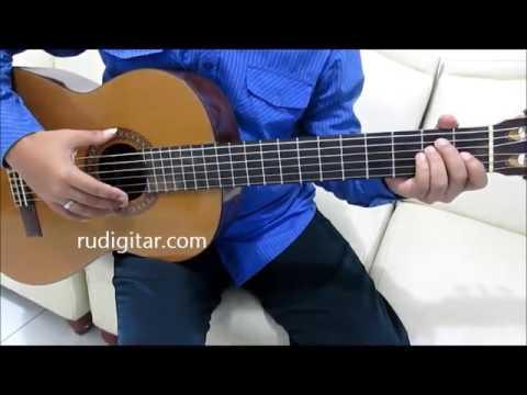 Belajar Kunci Gitar Wali Band Baik Baik Sayang Strumming