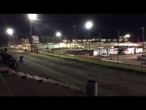 Hobby Feature Race from New Senoia Raceway 3-17-18