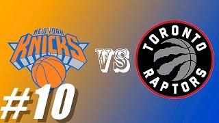 NBA 2K16 MyGM (Türkçe) - Kanada'da Rahat Maç