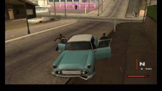 GTA SA Camera Hack Mission 10: OG Loc