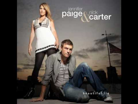 Nick Carter & Jennifer Paige - Beautiful Lie (Radio Edit)