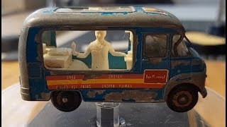 MATCHBOX Restoration No 47b Commer Ice Cream Van 1963