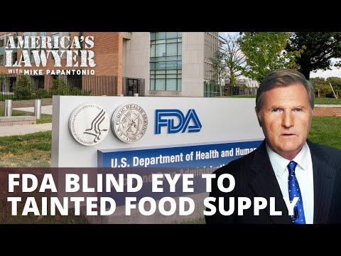 FDA Turns Blind Eye to Tainted US Food Supply