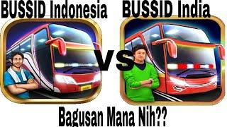 Bus Simulator Indonesia vs Bus Simulator India #BUSSID screenshot 3