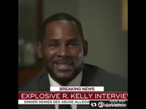 R.Kelly- Interveiw Addresses New Preditor Charges He's Facing ( Stop Playing With Me ) Mp3